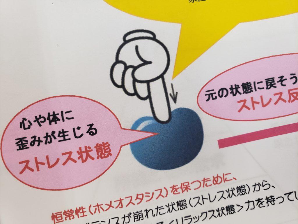 ストレス・マネジメント~自分が自分を応援する!~