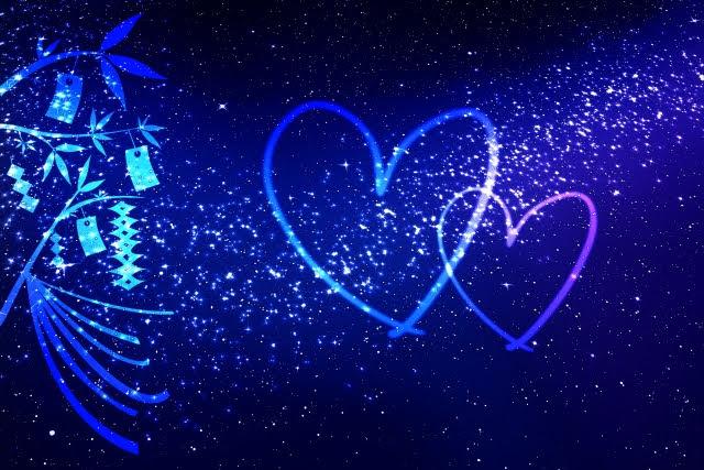 星に願いを・・・七夕の願いごと